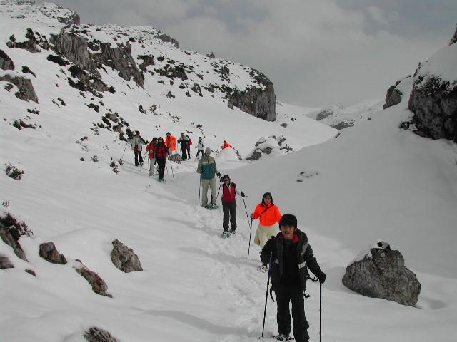 Actividades Casa de la Montaña