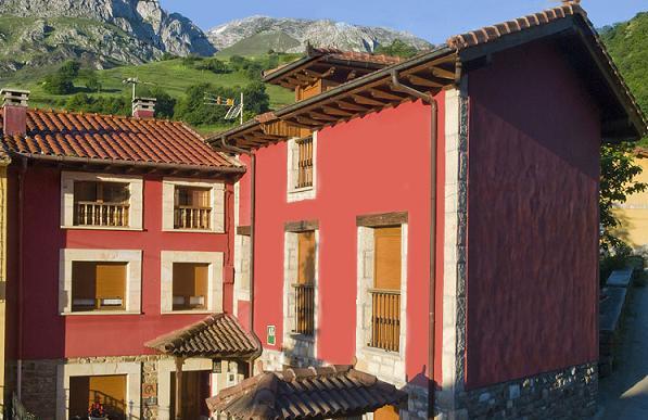 Apartamentos rurales Cabrales